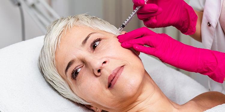 Operazione per pelle giovane