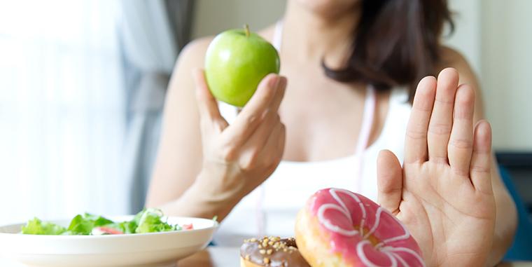 Scegliere un'alimentazione sana
