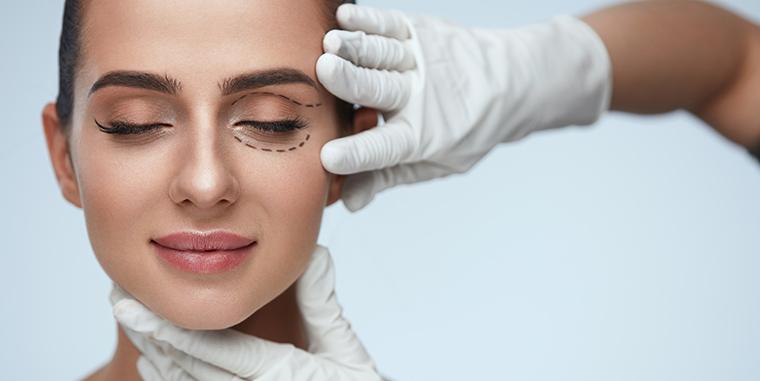 Operazione di chirurgia estetica