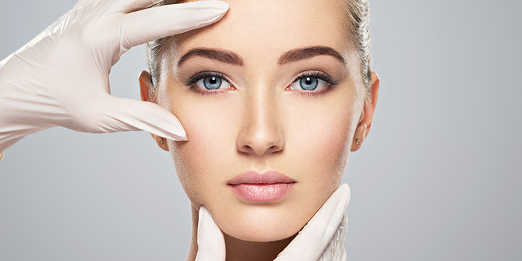 Effetti della medicina estetica sul viso